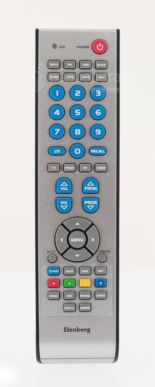 Схема телевизора elenberg ltv 1521