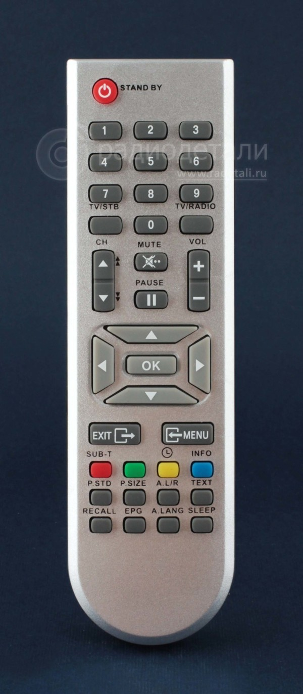VESTEL RC-7010 (RC-88) (TV) Китай