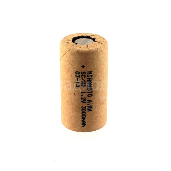 Аккумулятор Robiton Ni-Cd 8000NCF 8000mAh SR1 14616 (1 штука)