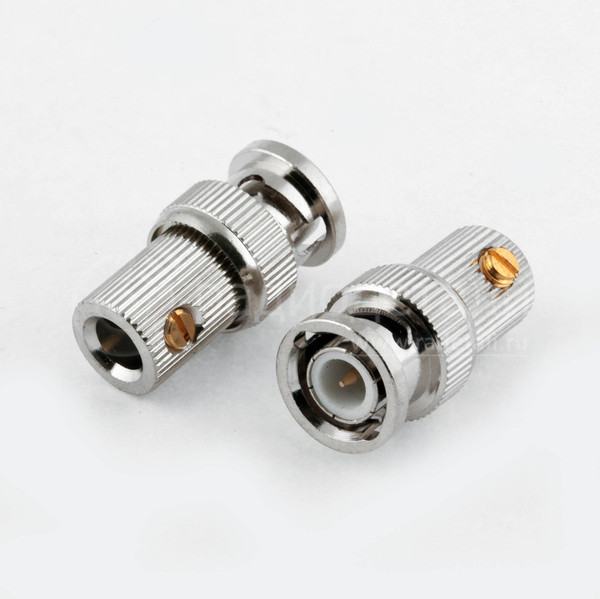№ 1.035 Штекер BNC rapid, Ni/Gold pin