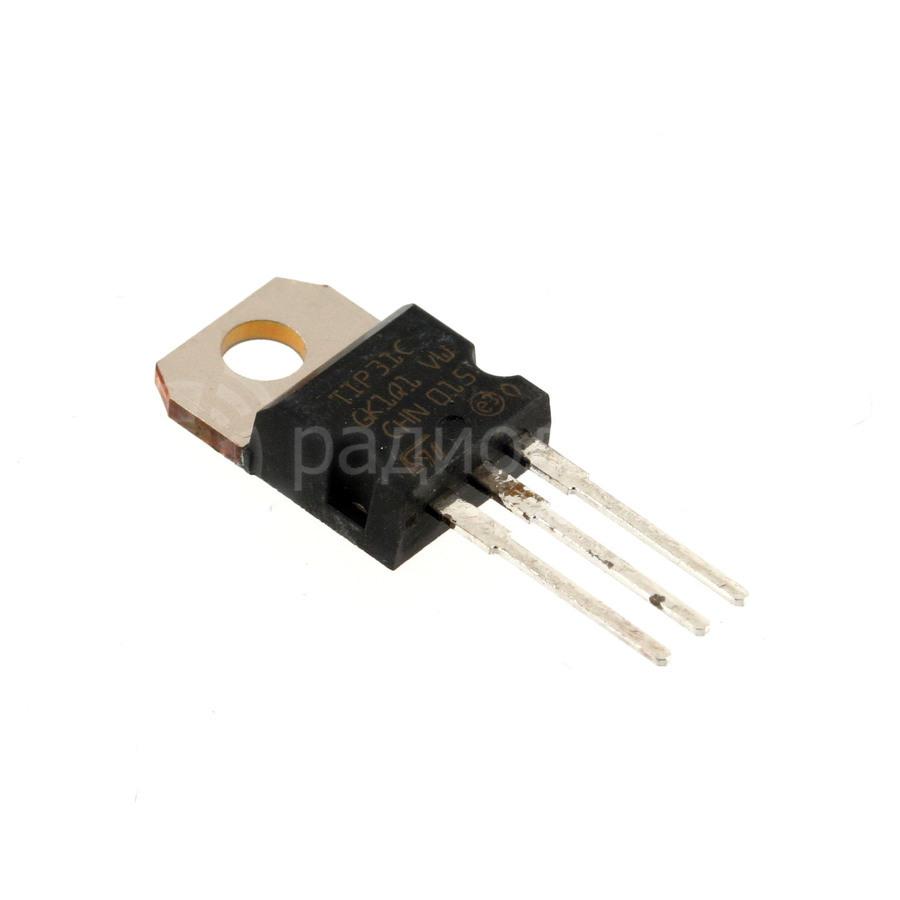 Транзистор TIP31C (TO220AB) (КТ817Г)